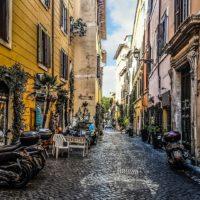 В Риме – рули: названы европейские столицы с чистыми и безопасными улицами