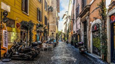 В Риме - рули: названы европейские столицы с чистыми и безопасными улицами