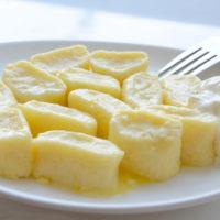 Рецепт дня: ленивые вареники от Марины Аристовой