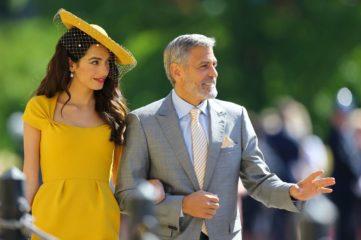 Гости на свадьбе принца Гарри и Меган Маркл: 10 лучших образов знаменитостей