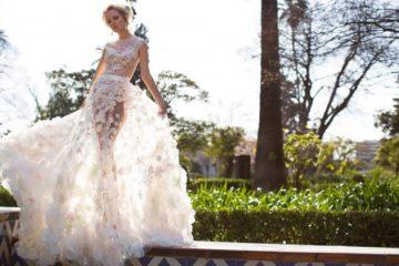 5 модных тенденций 2019 для невест, которые возникли благодаря королевской свадьбе