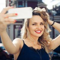 Топ-3 основных правила в макияже для идеального селфи