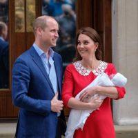 В Сеть попала фотосессия новорожденного сына принца Уильяма и Кейт Миддлтон