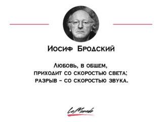 Иосиф Бродский: топ-7 лучших цитат гения