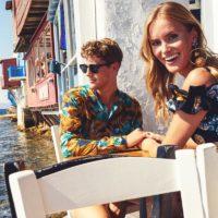 Украинская модель снялась в фотосессии для Dolce&Gabbana