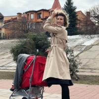 Анита Луценко впервые показала фото дочери