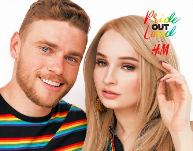H&M выпустили свою первую коллекцию в поддержку ЛГБТ