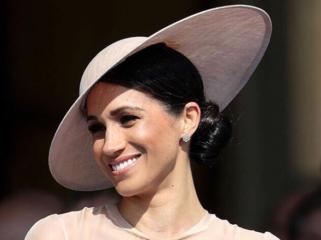Образ звезды: Меган Маркл впервые вышла в свет в статусе жены принца