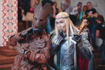 Kyiv Comic Con 2018: 10 самых эффектных образов