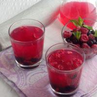 Простой рецепт киселя из ягод