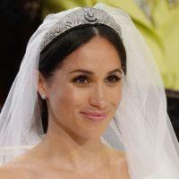 На свадебную прическу Меган Маркл вдохновила известная актриса