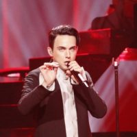 "MELOVIN рассказал о своем фаворите на ""Евровидении 2018"""