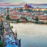 Идея для отпуска: Прага