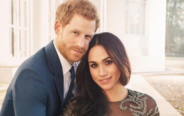 Свадьба принца Гарри и Меган Маркл: онлайн-трансляция