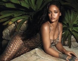 Рианна украсила обложку июньского Vogue и призналась, что состоит в отношениях