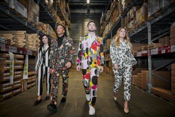 IKEA выпустила одежду в тон постельного белья и мебели
