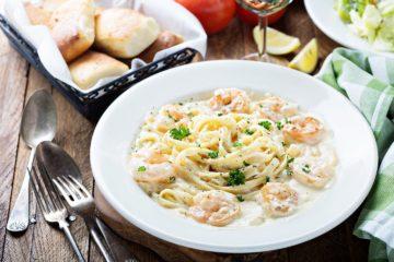 Паста с морепродуктами: рецепт от кулинарного блогера