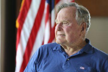 Джордж Буш-старший поставил рекорд долгожительства для экс-президентов США