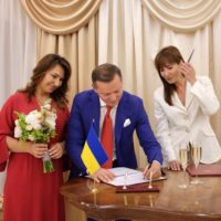 Олег Ляшко распрощался со статусом холостяка: как прошел день свадьбы