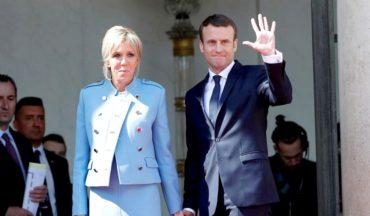 Французов возмутили новые тарелки президента Макрона