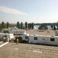 Из-за съемок мини-сериала в Киеве с 8 по 10 июня перекроют ряд улиц