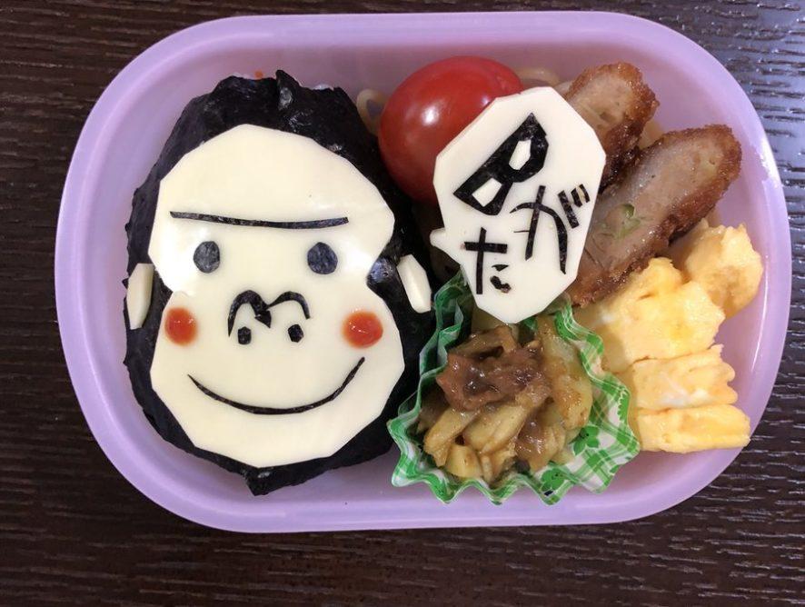 Японец собирает обеды по мотивам рисунков дочери