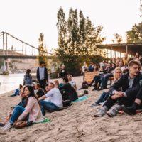 Джаз на пляже: 7 июня в Киеве состоится открытие сезона ЮБК