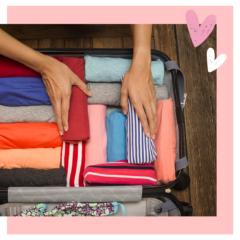 Сезон отпусков: как идеально упаковать чемодан