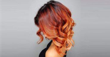 Мода на красный тон волос: эволюция оттенка за 100 лет в одном видео
