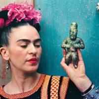 """Фрида Кало """"ожила"""" на выставке в Лондоне"""