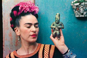 В Мексике обнаружили единственную запись голоса Фриды Кало