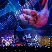 Deep Purple попрощались с фанатами на концерте в Киеве