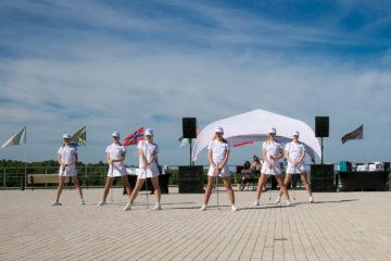 В Киеве состоялся международный турнир по излюбленной игре аристократов – гольфу
