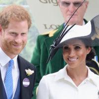 Принц Гарри и Меган Маркл покинули Королевский благотворительный фонд