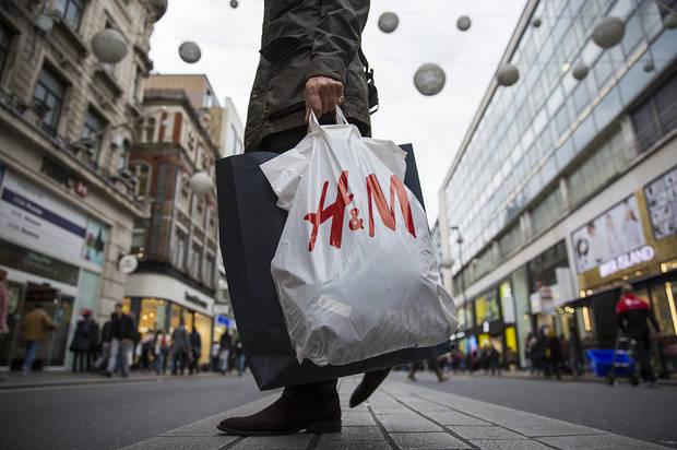 В Киеве открывается первый магазин H&M: подробности