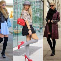 Гольфы – модный тренд 2018: 5 советов, как лучше носить