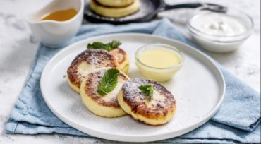 Идеальный завтрак: рецепт творожных сырников