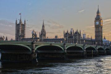 Идея для отпуска: Лондон