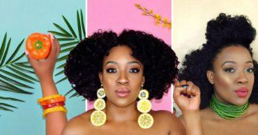Блогер из Нигерии восхитила потрясающими украшениями из овощей и фруктов