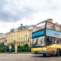Leopolis Jazz Fest: во Львове будет курсировать автобус-кабриолет с джаз-бендами на борту
