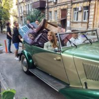 """Ольга Фреймут: """"Все сумасшедшие имеют шанс остаться в истории"""""""