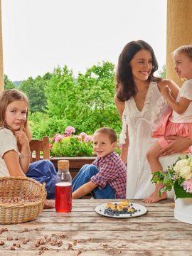 #танціззіркамиchallenge: беременная Валентина Хамайко ответила на вызов Павла Зиброва