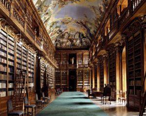 Известный итальянский фотограф показал самые красивые библиотеки мира