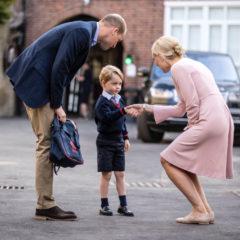 Маленький принц Джордж попал в список самых стильных британцев