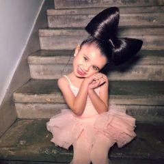 Пятилетняя девочка стала звездой Instagram благодаря роскошным волосам