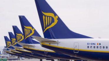 Пилоты Ryanair объявили самую масштабную в истории компании забастовку