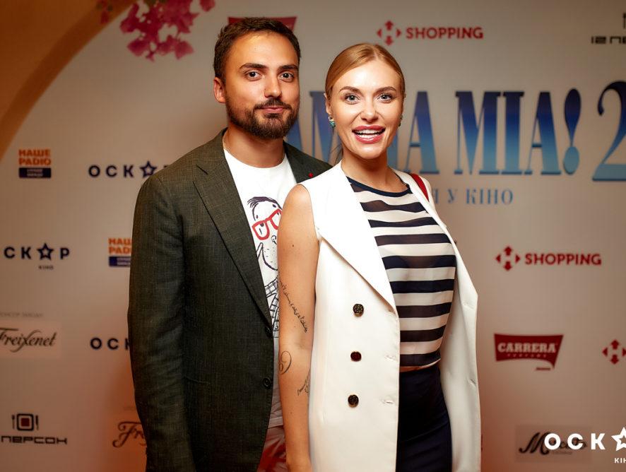"""НеАнгелы, Анита Луценко, Анна Добрыднева и другие звезды посетили премьеру фильма """"Mamma Mia! 2"""""""