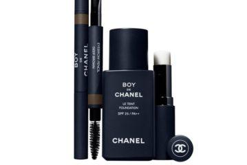 Chanel впервые представит линию макияжа для мужчин
