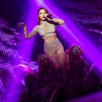 Тина Кароль даст сольный концерт на территории торгового центра