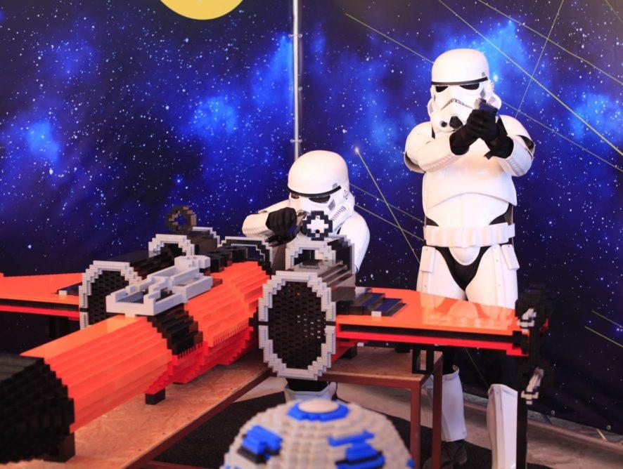 Хогвартс, Мстители и Звезда Смерти в Днепре: украинские LEGO-стройки, которые хочется увидеть своими глазами